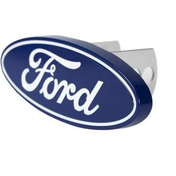 Ford Blue Oval Hitch Cover
