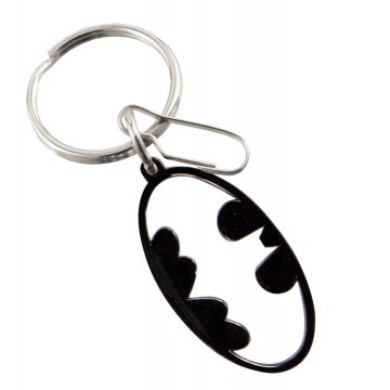 Batman Logo Key Chain