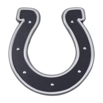 Indianapolis Colts 3-D Metal Auto Emblem