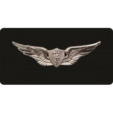 Army Flight Surgeon Photo License Plate