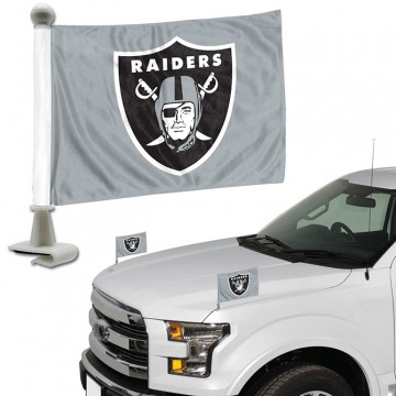 Oakland Raiders Team Ambassador Flag