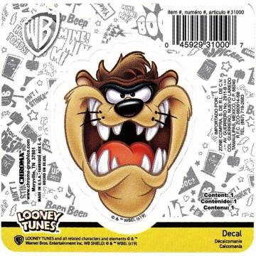 Taz Tasmanian Devil Vinyl Decal