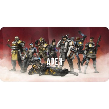 Apex Legends Photo License Plate