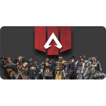 Apex Legends #2 Photo License Plate