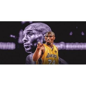 Kobe Bryant #2 Photo License Plate