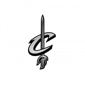 Cleveland Cavaliers NBA Plastic Auto Emblem