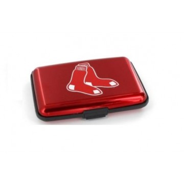 Boston Red Sox Aluminum Wallet