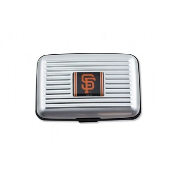 San Francisco Giants Aluminum Wallet