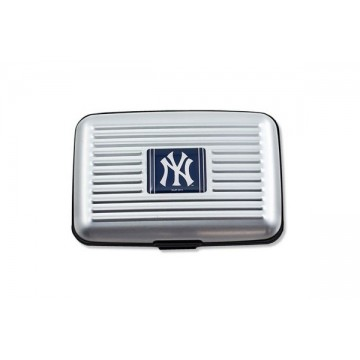 New York Yankees Aluminum Wallet