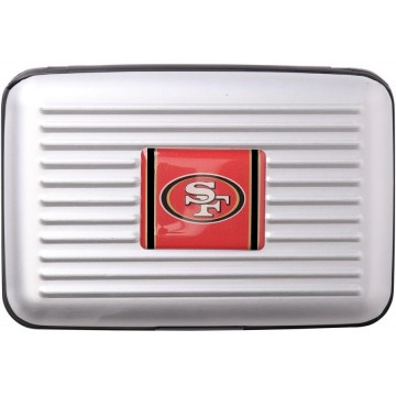 San Francisco 49ers Aluminum Wallet