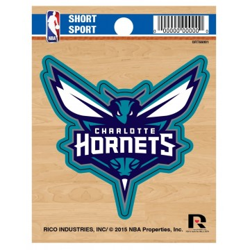 Charlotte Hornets Short Sport Decal