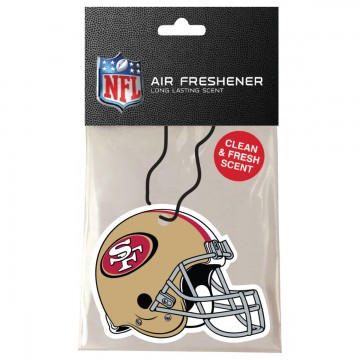 San Francisco 49ers Air Freshener