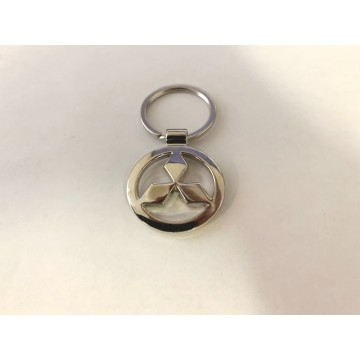 Mitsubishi Metal Key Chain