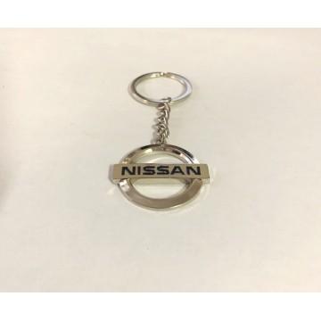 Nissan Metal Key Chain