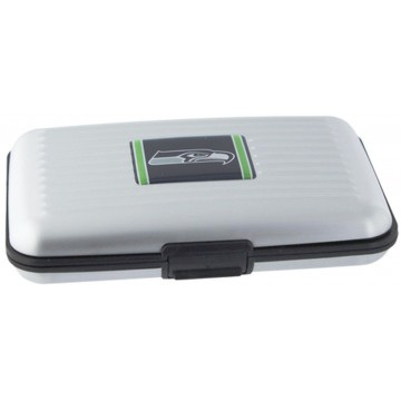 Seattle Seahawks Aluminum Wallet
