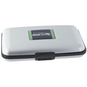 Seattle Seahawks Aluminum Wallet