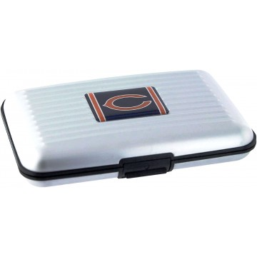 Chicago Bears Aluminum Wallet