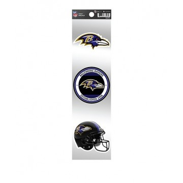 Baltimore Ravens Retro Spirit Decals