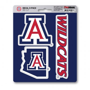 Arizona Wildcats Team Decal Set