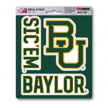Baylor Bears Team Decal Set
