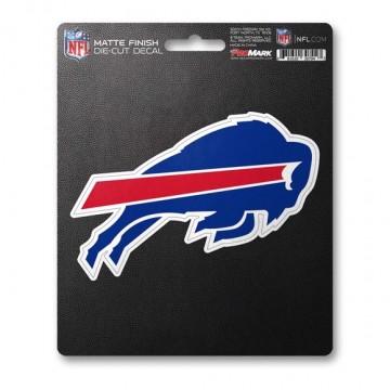 Buffalo Bills Matte Finish Decal