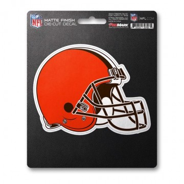 Cleveland Browns Matte Finish Decal
