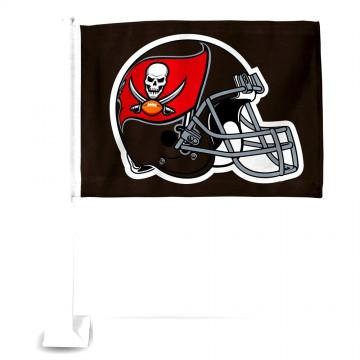 Tampa Bay Buccaneers Car Flag
