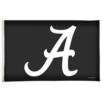 Alabama Crimson Tide Carbon Fiber Banner Flag