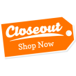 Closeout - $4.00 or Less