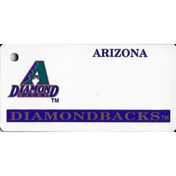 Arizona Diamondbacks MLB Key Chain