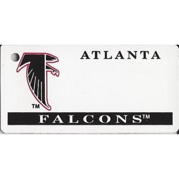 Atlanta Falcons NFL Keychain