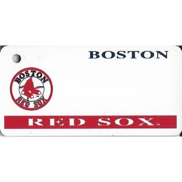 Boston Red Sox MLB Key Chain