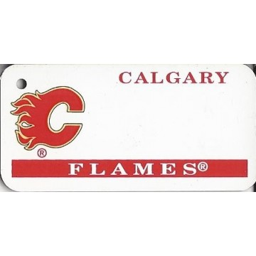 Calgary Flames NHL Key Chain