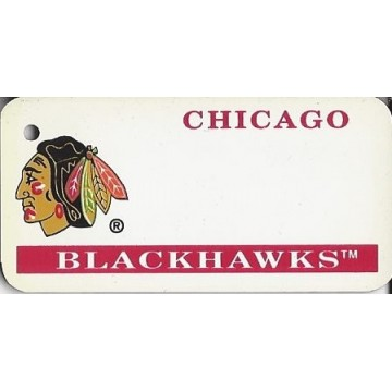 Chicago Blackhawks NHL Key Chain