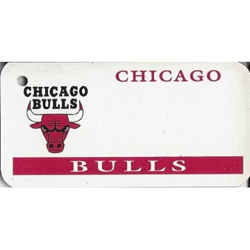 Chicago Bulls NBA Key Chain