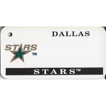 Dallas Stars NHL Key Chain