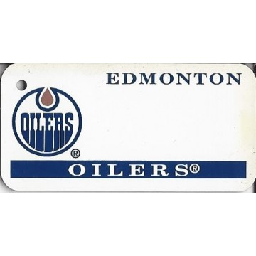 Edmonton Oilers NHL Key Chain