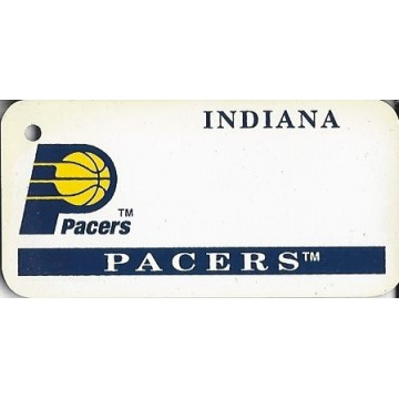 Indiana Pacers NBA Keychain