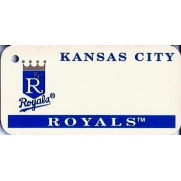 Kansas City Royals MLB Keychain