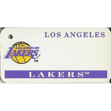 Los Angeles Lakers NBA Keychain