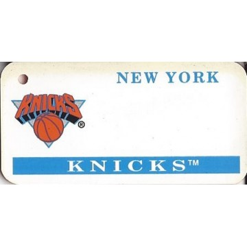 New York Knicks NBA Key Chain