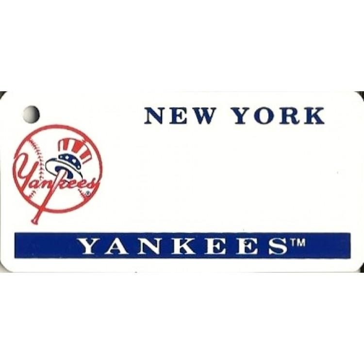 New York Yankees MLB Key Chain