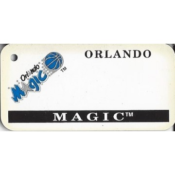 Orlando Magic NBA Key Chain