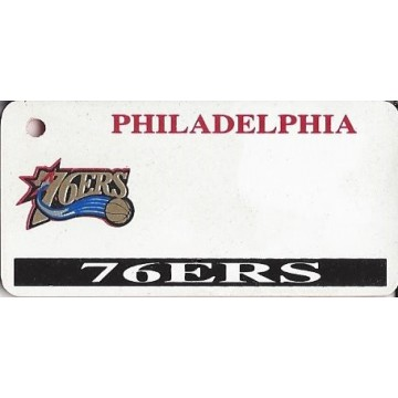 Philadelphia 76'ers NBA Key Chain