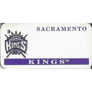 Sacramento Kings NBA Key Chain