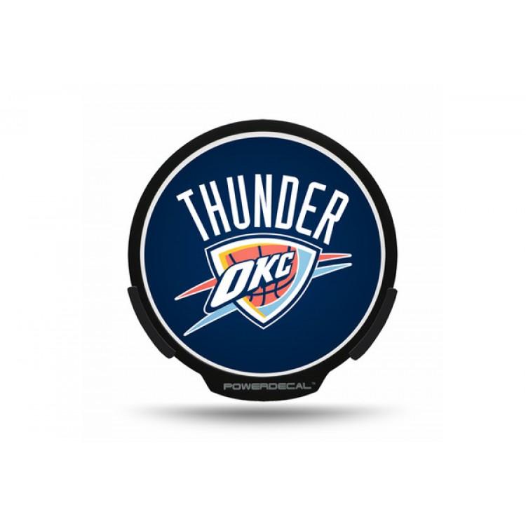 Oklahoma City Thunder L.E.D. Power Decal