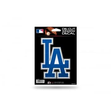 Los Angeles Dodgers Glitter Die Cut Vinyl Decal