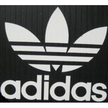 "Adidas 4"" x 4"" Decal"