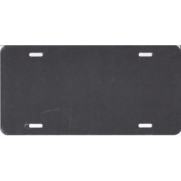 0.040 Bronze Metallic Aluminum Blank License Plate