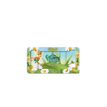 Tinkerbell Plastic License Plate Frame